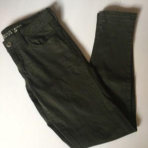 American Eagle Army Green Pants